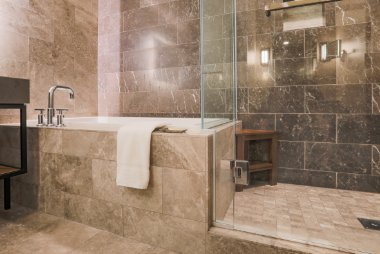 Small Bathroom Remodel Service Section Image